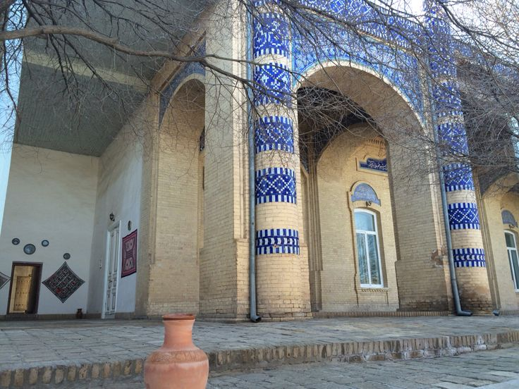 Summer residence of Khiva Kans