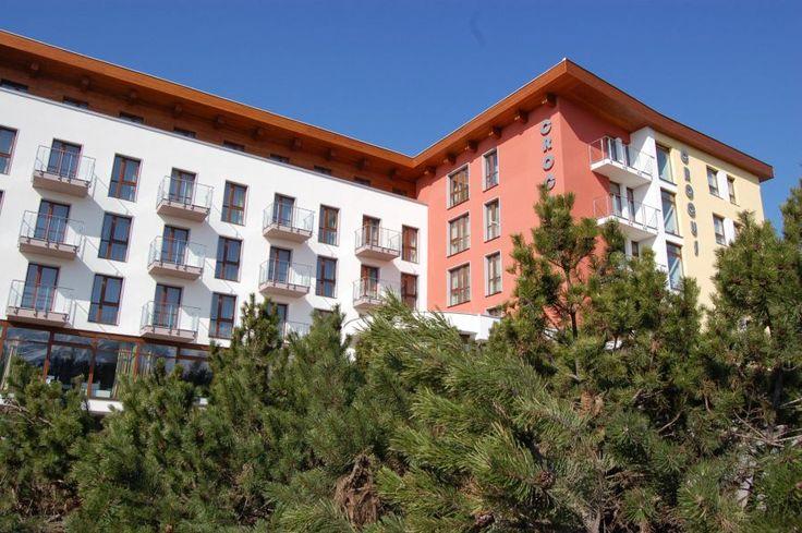 Hotel CROCUS - http://www.1-2-3-ubytovanie.sk/crocus-hotel