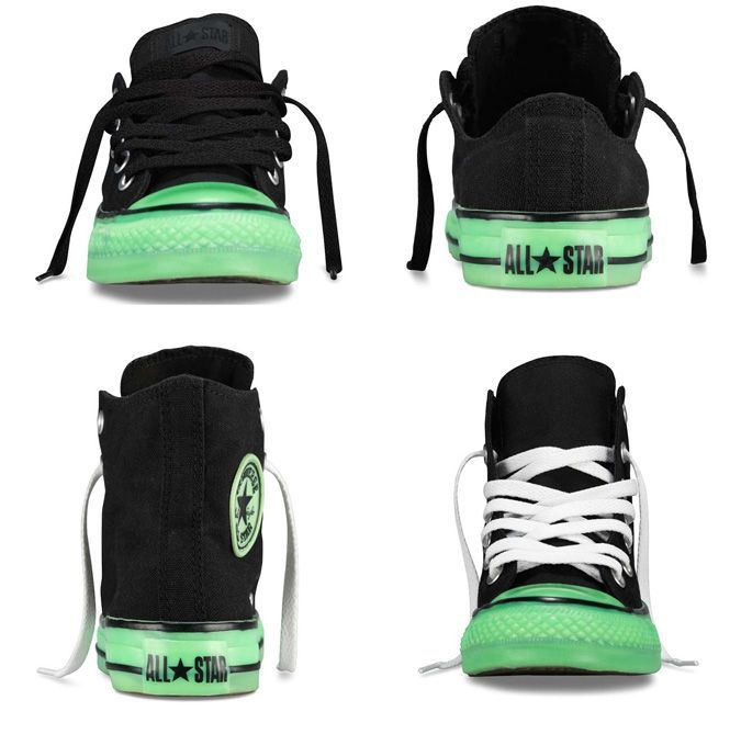 Converse Chuck Taylor Light In The Night Sneakers