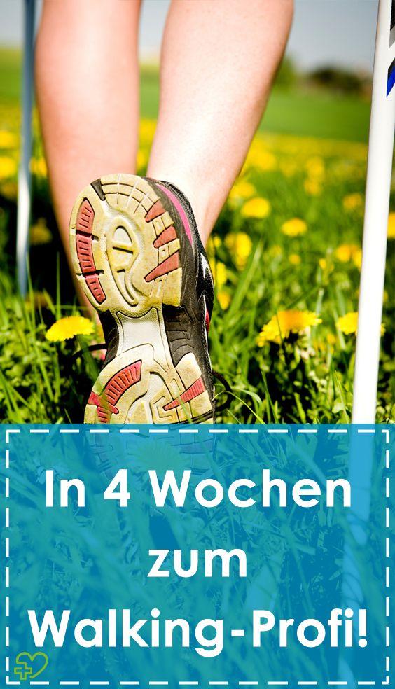 4-Wochen-Trainingsplan für Walking-Einsteiger.  (Bildquelle: istock)