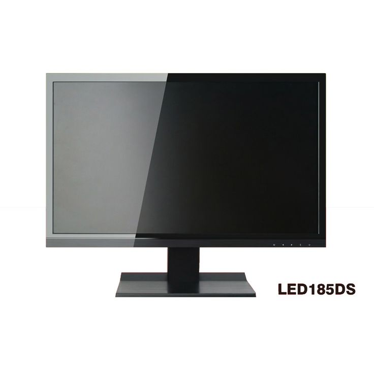 Buy best LED 185DS monitor for computer only at simmtronics.co.in