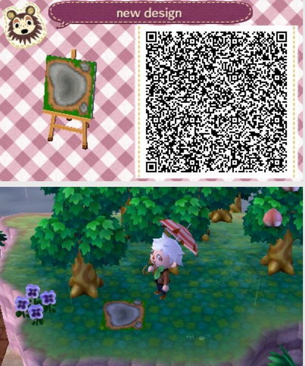 Stepping stone animal crossing new leaf qr codes Boden qr codes animal crossing new leaf
