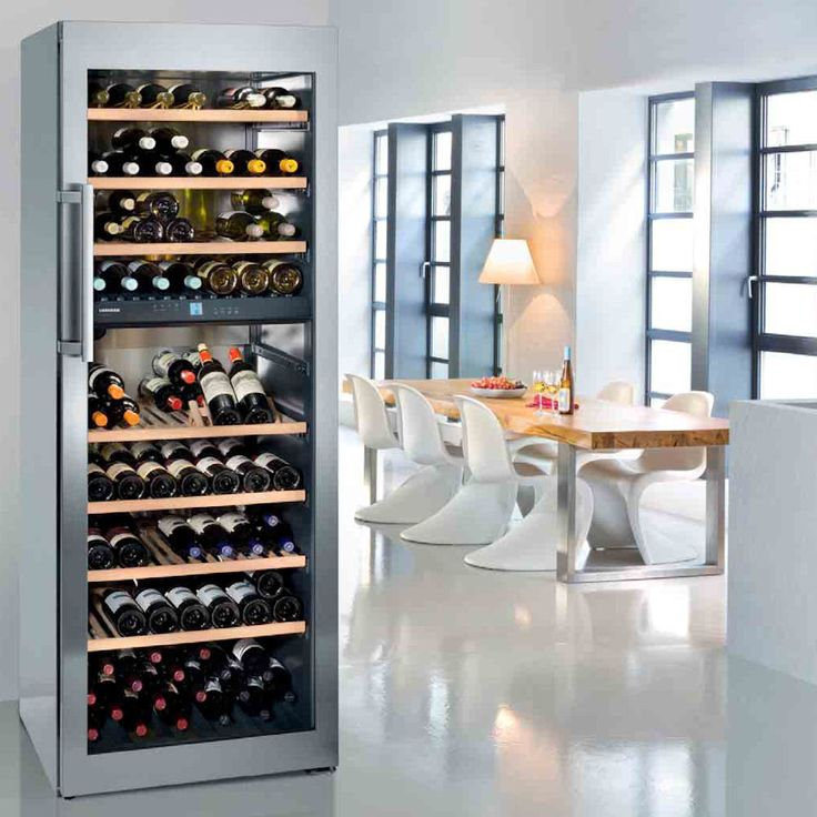 liebherr full size wine refrigerator for the home. Black Bedroom Furniture Sets. Home Design Ideas