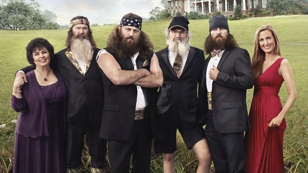 Believe it or not, Duck Dynasty is now one of the most popular shows on television | TV | Newswire | The A.V. Club