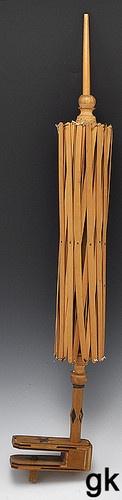Antique American Sailor Made Yarn Swift; Circa 1840-1870