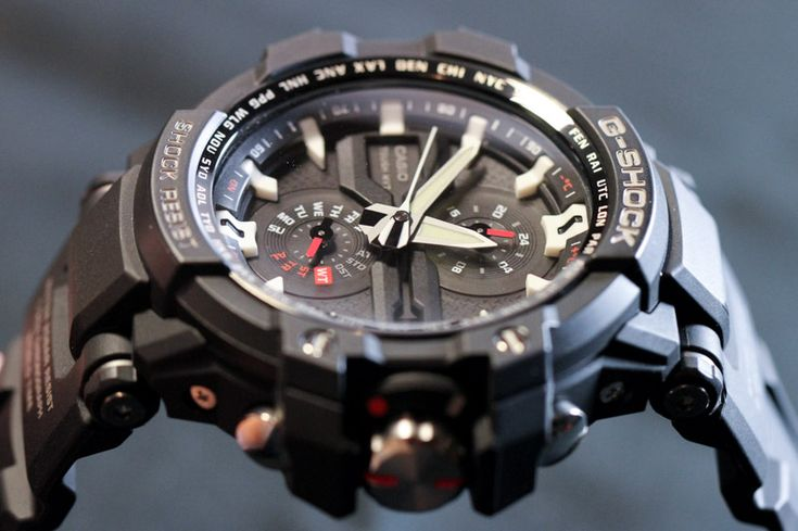 Casio G Shock Aviation GW A1000