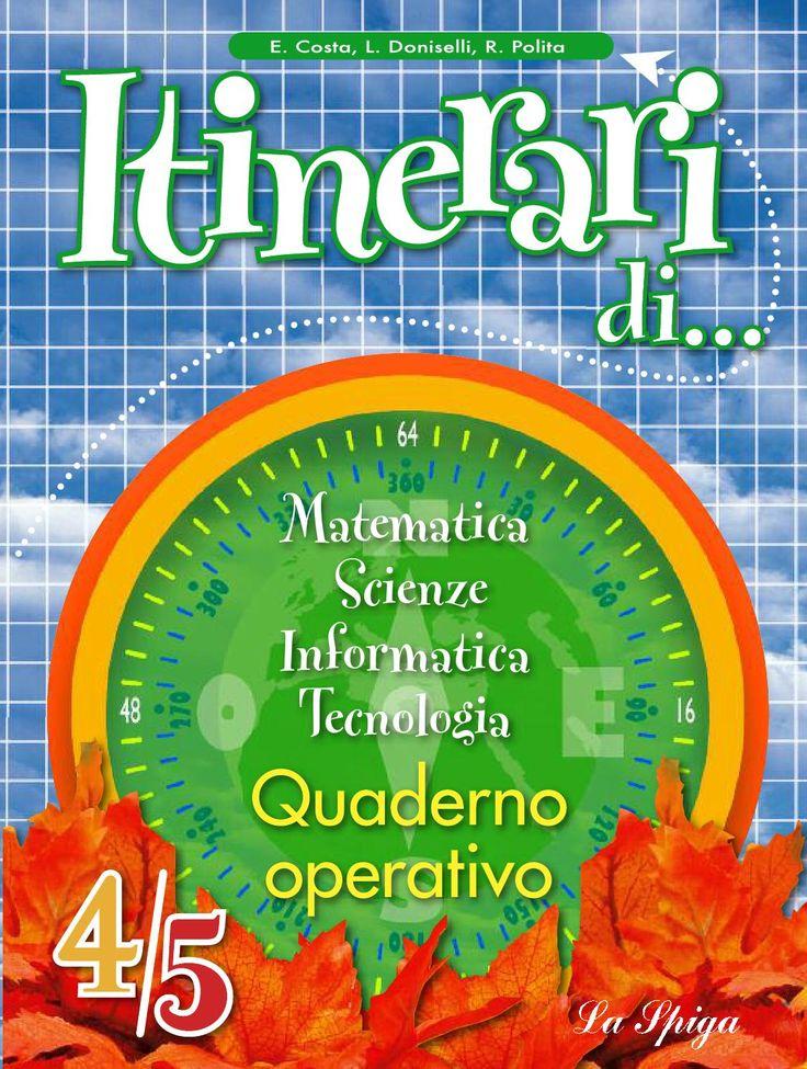 quaderno di matematica 4/5 - scuola primaria