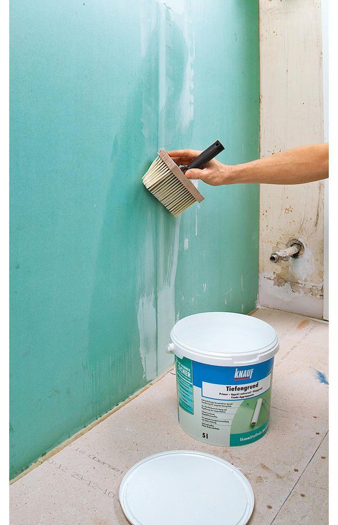Dusche Abdichten Badsanierung Badezimmer Bauen Und Fugenlose Dusche