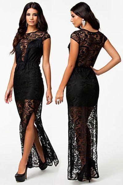 ROCHIȚĂ BLACK FRINGE http://goo.gl/s3p5iu >> Click pe poza pentru a vedea pretul. #rochii #rochiideseara #fashion #dress #rochiideocazie #NFR #NewFashionRomania #declub