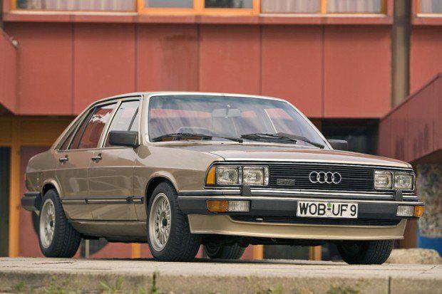 Fast five: a história do clássico motor cinco-cilindros da Audi