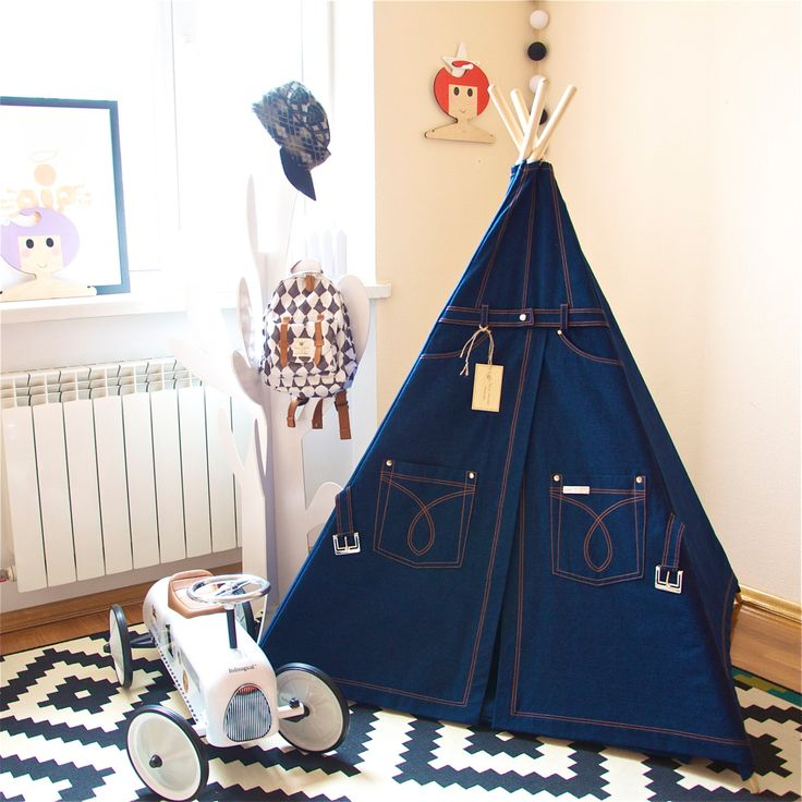 Kids <b>teepee tent</b>