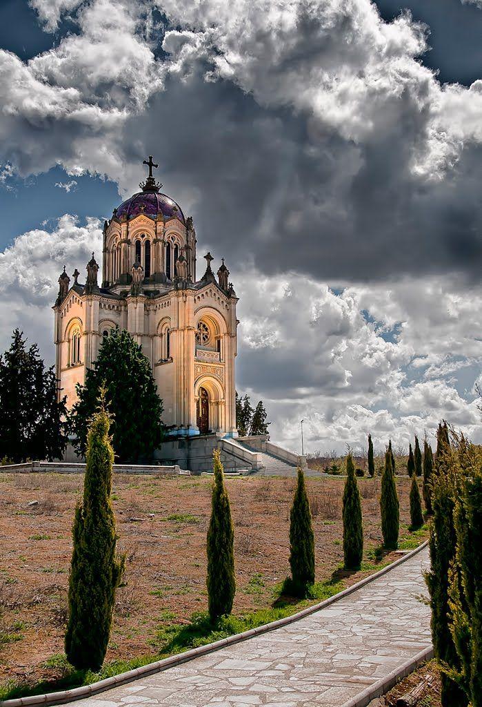 Panteón de la Duquesa de Sevillano, Guadalajara, Spain