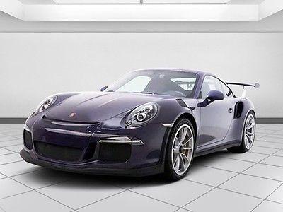 2016 Porsche 911 GT3 RS 2016 Porsche 911 for sale!