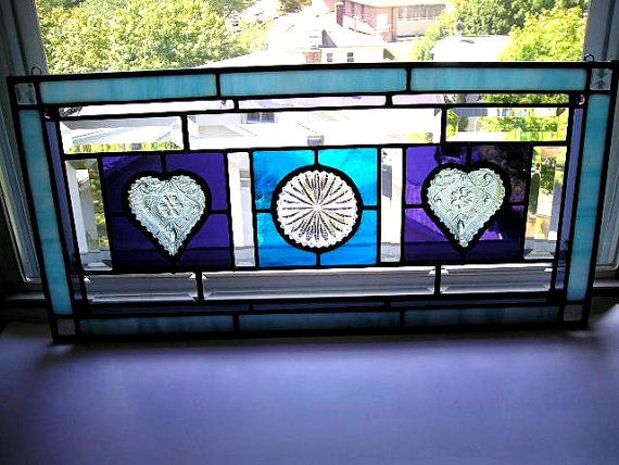 51 best stained glass with plates images on Pinterest ...