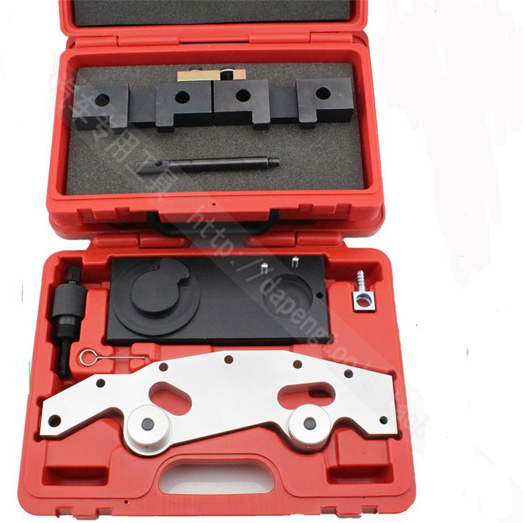 Double Vanos Car Gargue Tools For  BMW   M52 M52TU M54 M56  Engines Camshaft  Alignment Timing Locking Tool