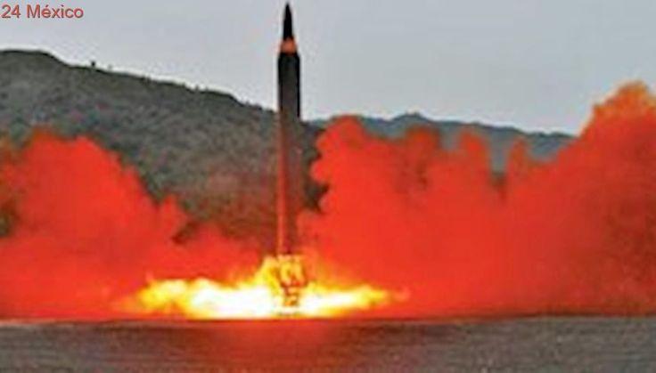 Norcorea lanza otro misil, reporta Corea del Sur