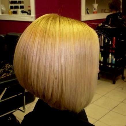 Каре, светлые волосы   HAIR FRESH