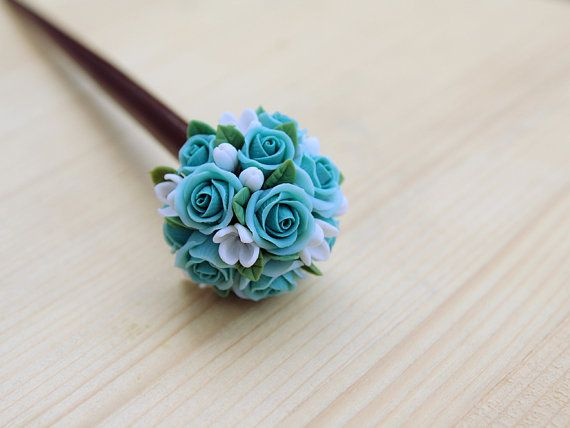 HOLIDAY SALE 20% OFF hair stick, hair accessories ,handmade flowers , vintage style