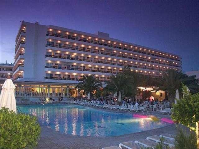 Hotel Caribe Ibiza, Es Canar, Spain