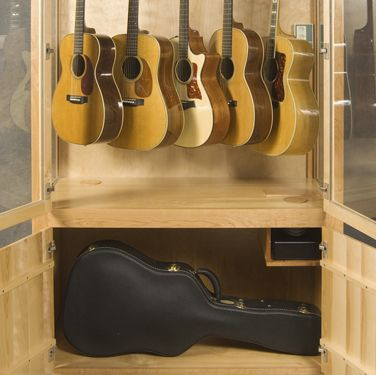 Guitar Display Case | Gifts For Guitar Players | Pinterest | Guitar Display  Case, Guitar Display And Display Case