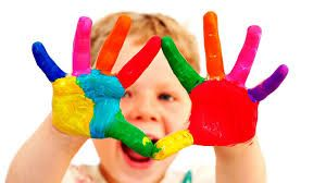 Resultado de imagen de foto manos colores necesidades