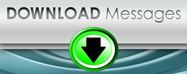 SAT Download Messages - Evangelist Brian McBride