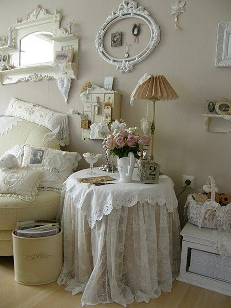 587 Best Decorate Vintage Shabby Chic Images On Pinterest