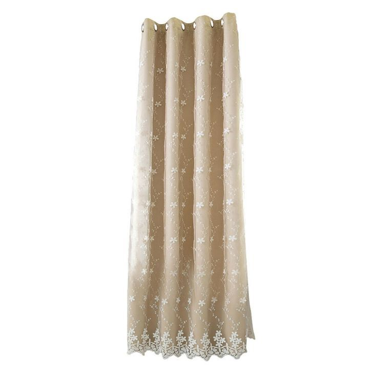 Double-Layer Curtain Blackout Curtain Drapes for Living Room ...