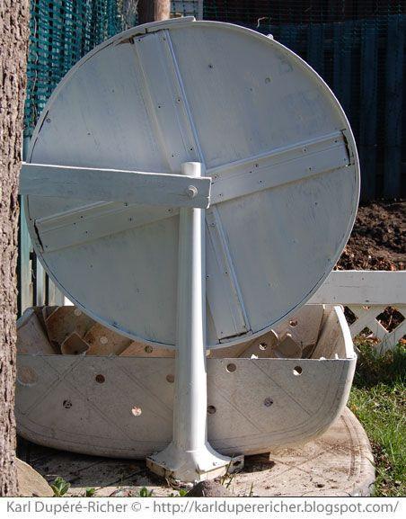 Spécial Karl: Composteur rotatif 2