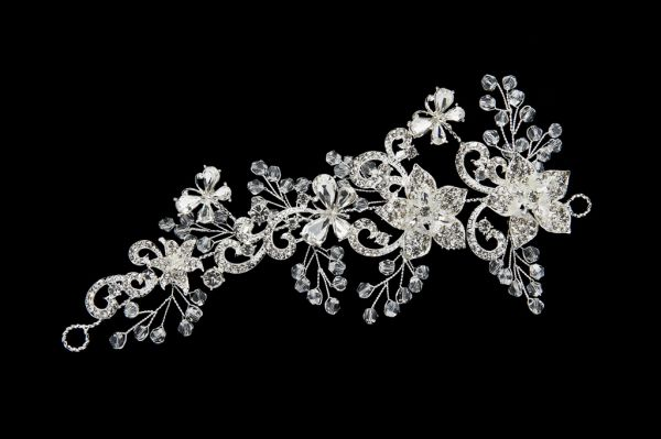 Een prachtig haar accessoire van Noblesse.