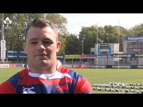 Irish Rugby TV: Cian Healy