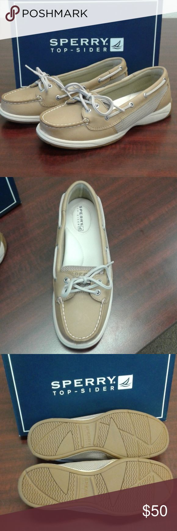 Never Worn! Sperry Boat Shoes🌞🚤 Adorable Women's Sperry Boat Shoes. Brand new, never worn! Style 'Laguna', size 7. Sperry Top-Sider Shoes Flats & Loafers