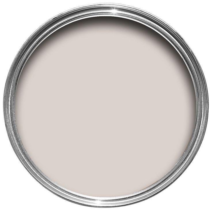 Dulux Neutrals Almost Oyster Silk Emulsion Paint 5l