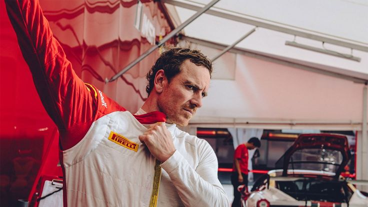 Driving 160 M.P.H. with Michael Fassbender What possesses an Oscar-nominated actor, who didn't own a car for 20 years, to compete in a worldwide Ferrari race? A love of speed—and a desire to perform.