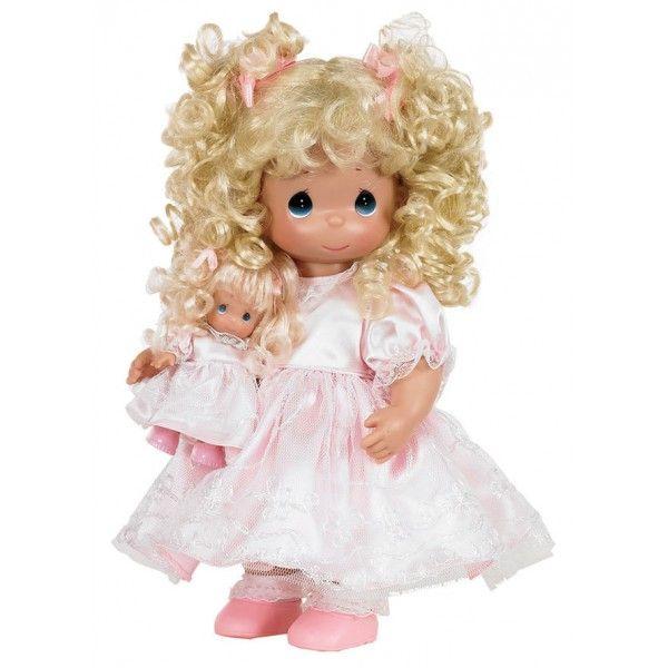 """Кукла """"Такая же, как я"""" блондинка 30 см, Precious Moments (Драгоценные Моменты) - Игрушки купить со скидкой."""