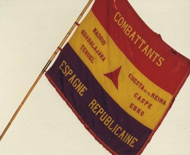 Spain - 1936-39. - GC - Les brigades internationales