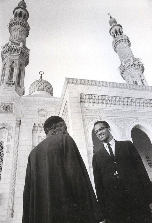 El-Hajj Malik El-Shabazz / Malcolm X / الحاجّ مالك الشباز