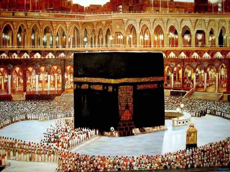20 best khana kaba images on pinterest mecca islamic. Black Bedroom Furniture Sets. Home Design Ideas