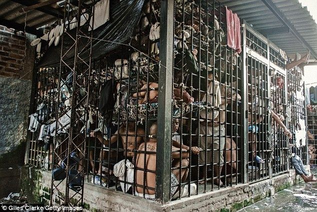 Huge Profits on Offer in El Salvador Prison Economy DetailsWritten by Miriam Wells Tuesday, 07 January 2014 El Salvador Prisons El Salvador prison cages seen by Vice magazine last year An intellige…