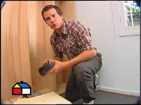¿Cómo hacer un ropero para un espacio pequeño? - YouTube