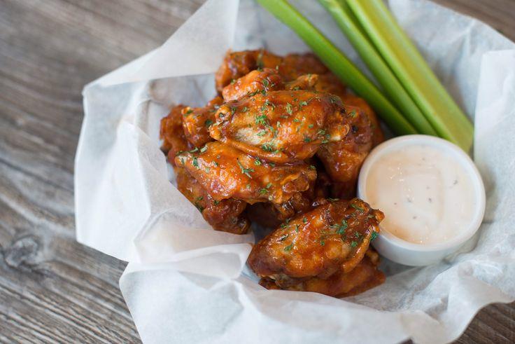 Chicken Wing time!  Salt & Pepper, Teriyaki, Honey Garlic, BBQ and Buffalo