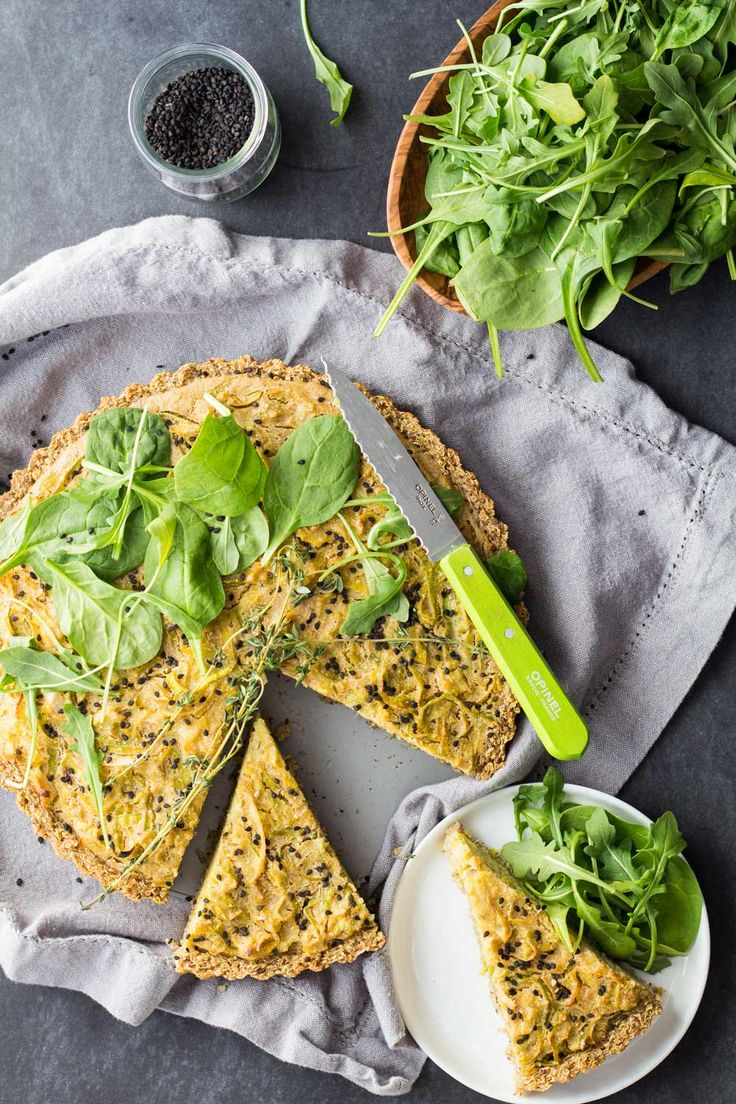 how to make quiche no crust