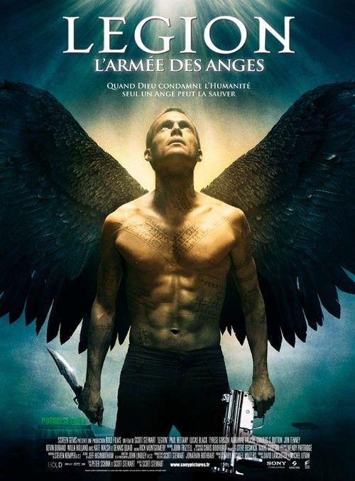 Legion (2010) Full Movie Streaming HD