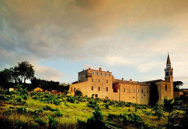 Luxury Ideas: Splendidly Renovated Italian Castle Displaying Charming Details