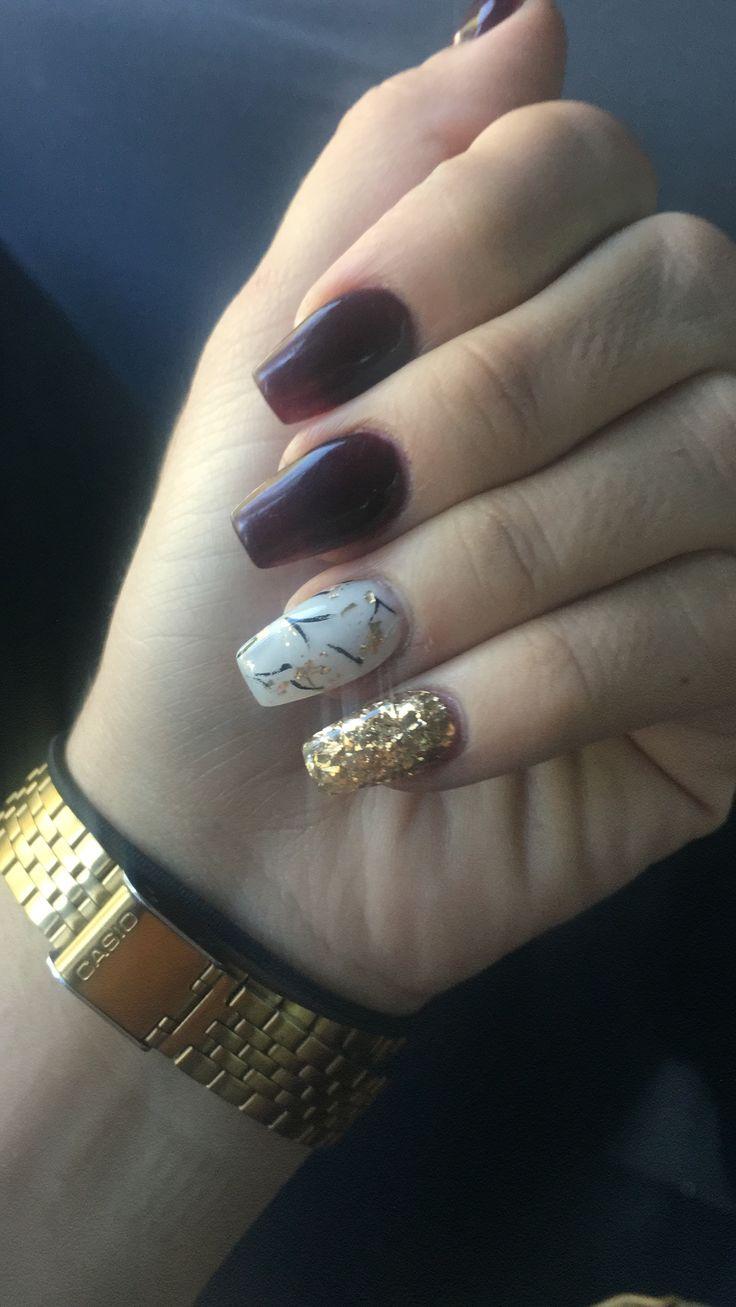 Nails designs  Nail designs #peinadosartisticos