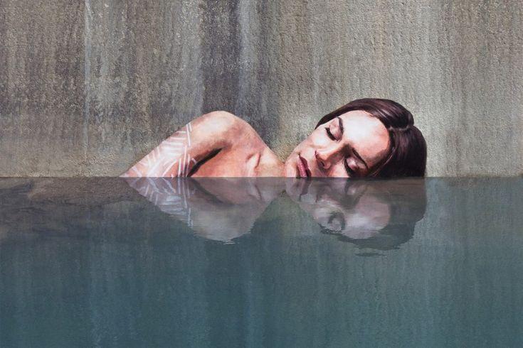 Hula : du street-art au bord de l'eau