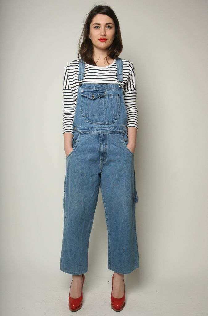 Buy Cheap Largest Supplier Clearance Fast Delivery DUNGAREES - Jumpsuits Trash and Luxury RhFCE