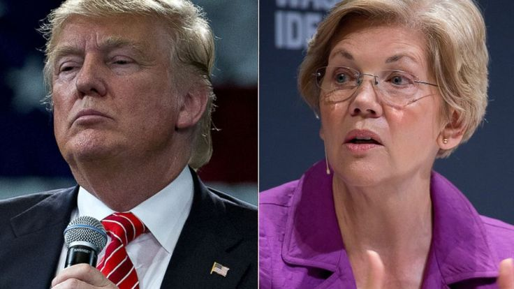 Trump Refers to Sen. Elizabeth Warren as 'The Indian' After Her Twitter Tirade Against Him - ABC News