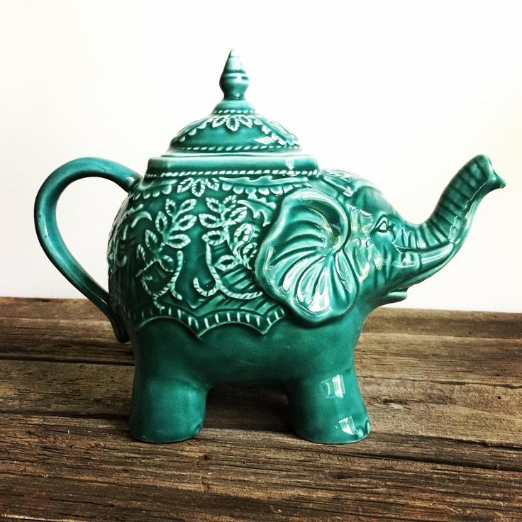 Our elephant teapot! Comes in two colours https://www.abbottcollection.com/?s=teapot&post_type=product
