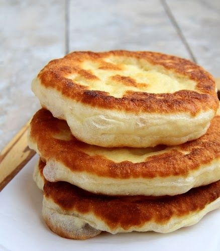 Fry Bread - a great versatile recipe to try when you next camp!  Served sweet, with honey, butter and icing sugar or savoury with melted cam...